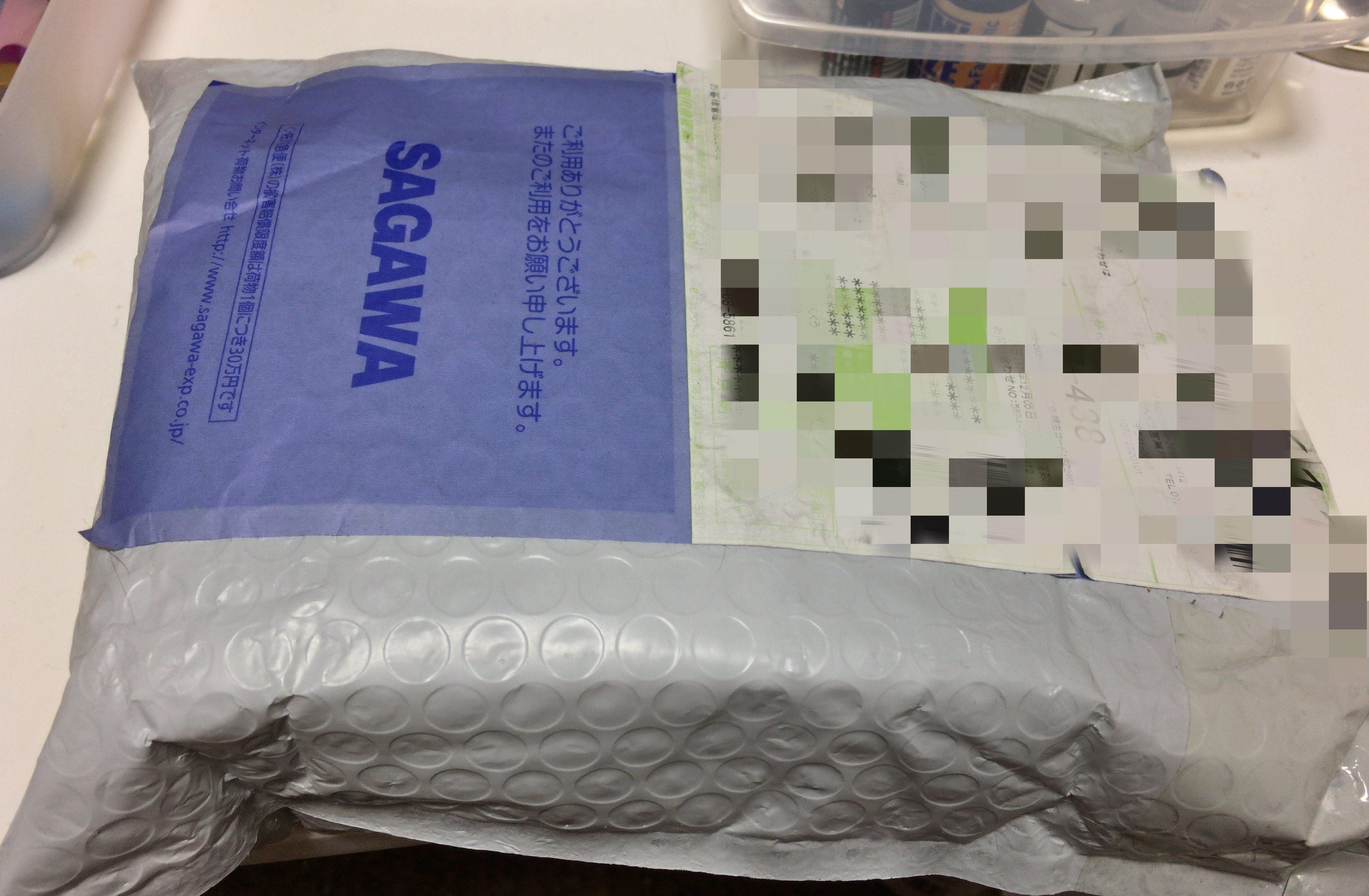 【海外通販】GearbestのLucky Bagで運試ししてみたよ!(到着)
