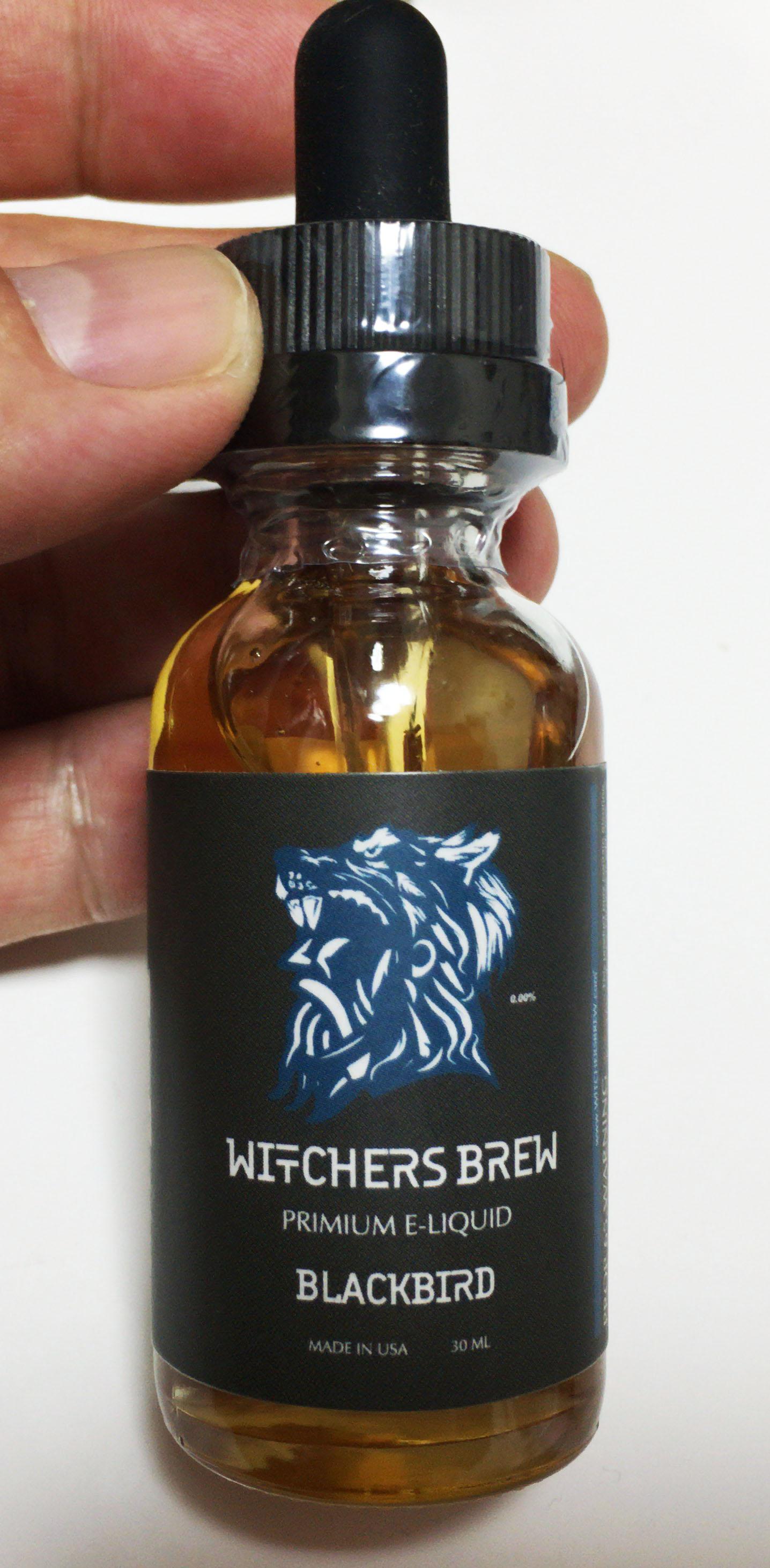 Witchers Brew Blackbird – 上品なオトナ味の洋酒タバコ