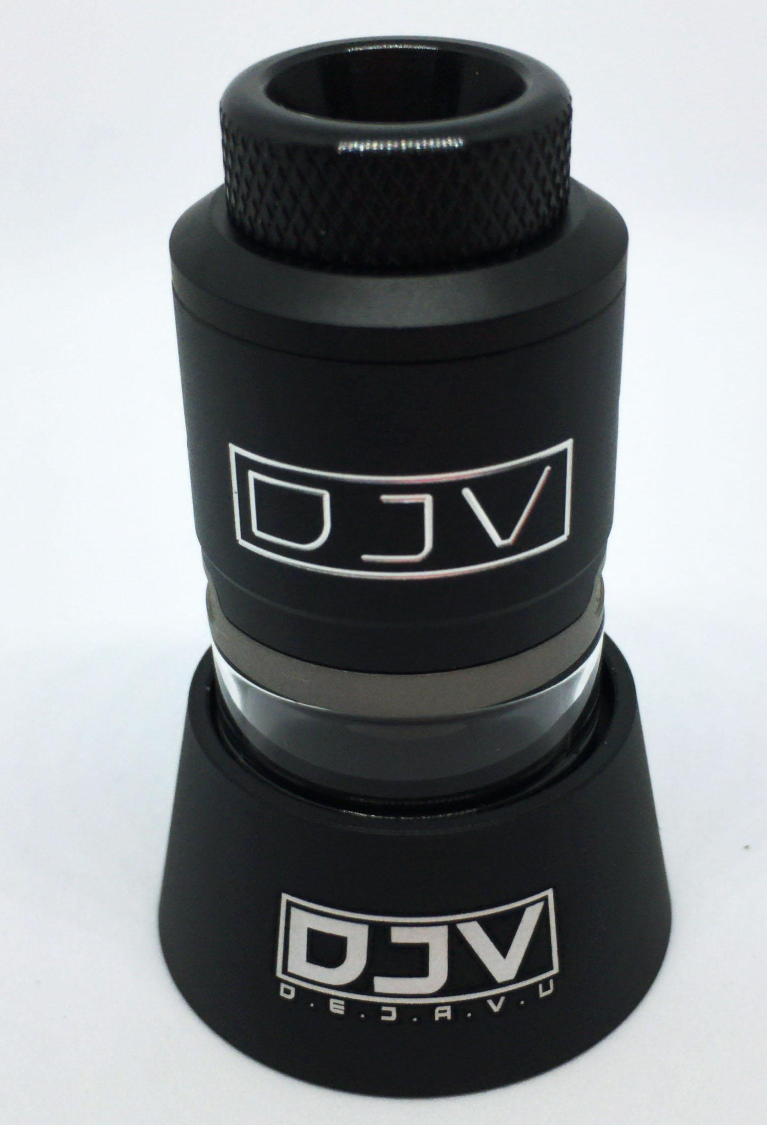 DJV DEJAVU RDTAレビュー | 渋い見た目で、扱いやすいRDTA