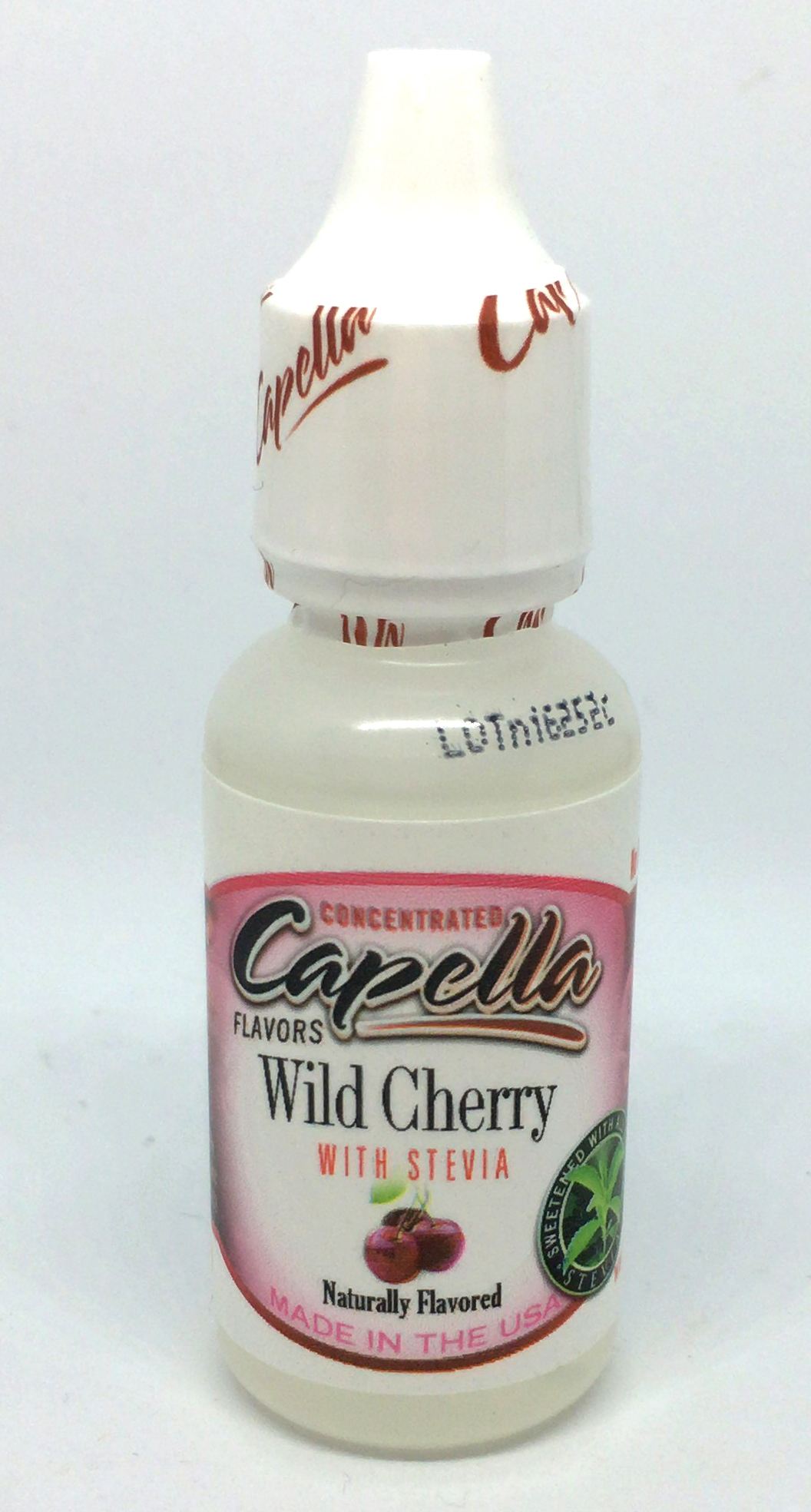 Capella Wild Cherry with stevia | アメリカンチェリーだ!