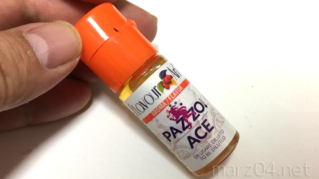 【Oneshot】Flavorart Pazzo Ace | 香料メーカー製のOneshotを試してみた