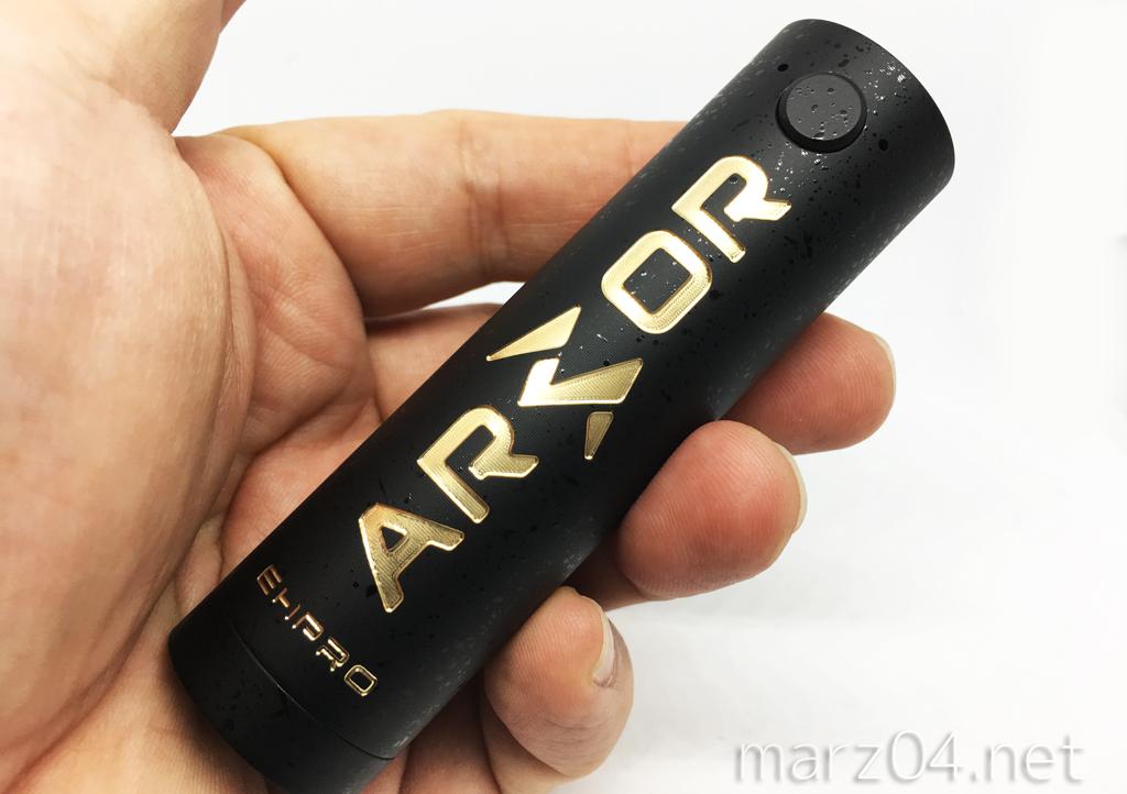 EHPRO ARMOR Prime MODレビュー | メカデビューにも最適?安価で扱いやすいセミメカチューブ