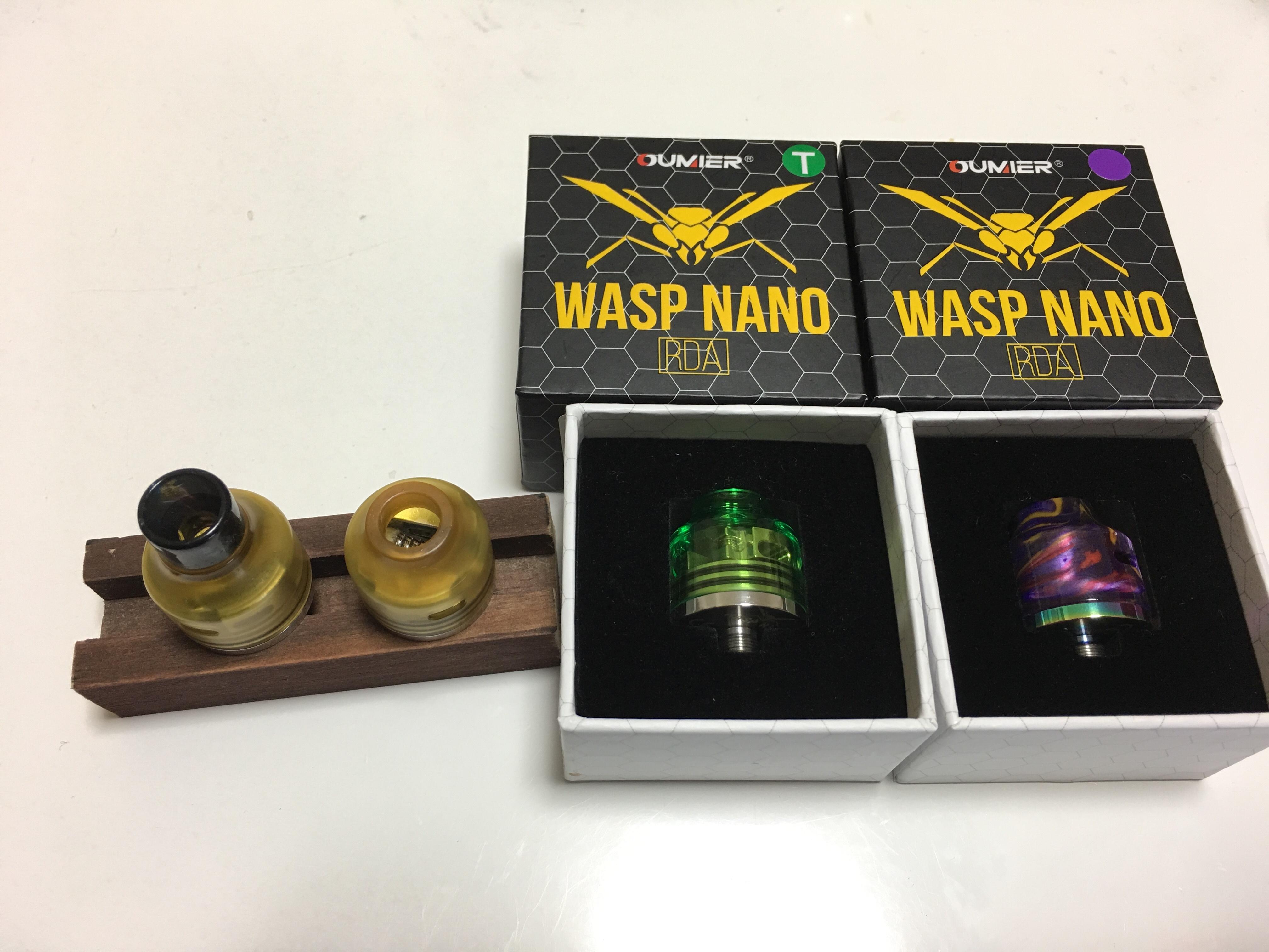 今更ですが、Wasp nano RDAはいいぞ