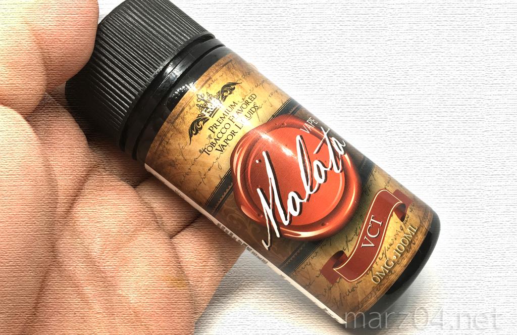 Moloto Vape VCT レビュー|甘さ控えめな葉巻系VCT