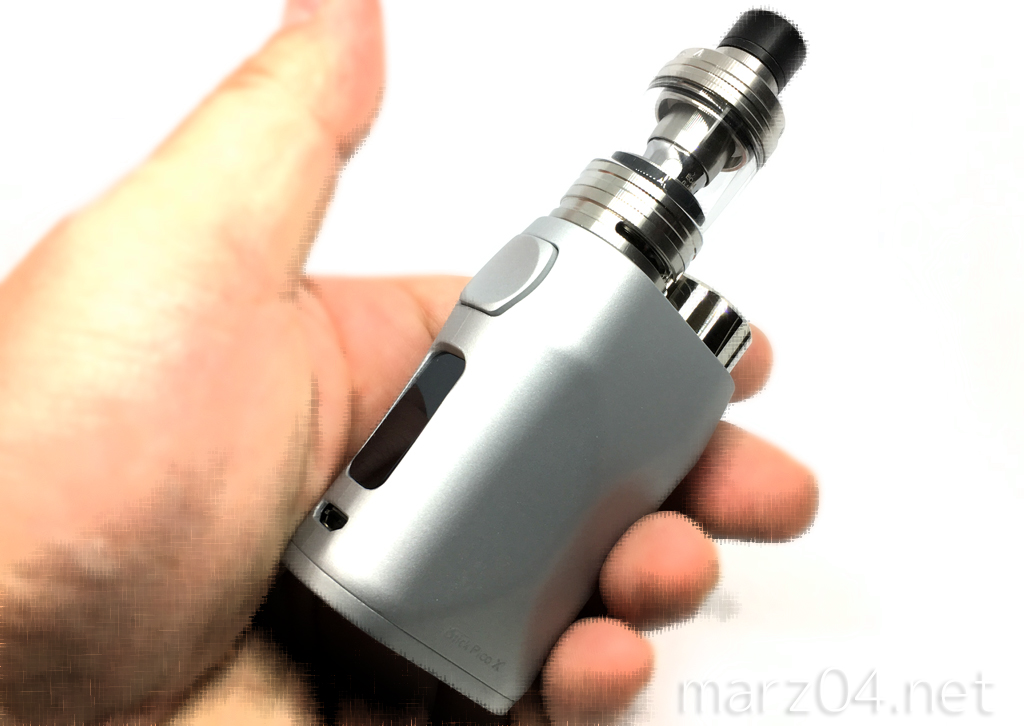 Eleaf iStick Pico X Kit 75W with MELO 4 Tank レビュー|軽量になったPico後継機