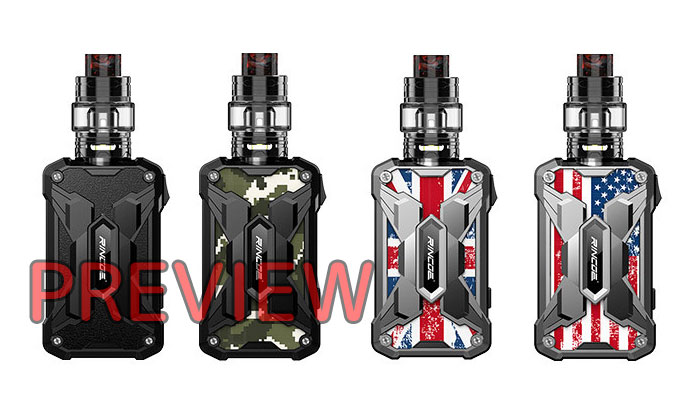 【プレビュー】Rincoe Mechman 228W Mesh Kit