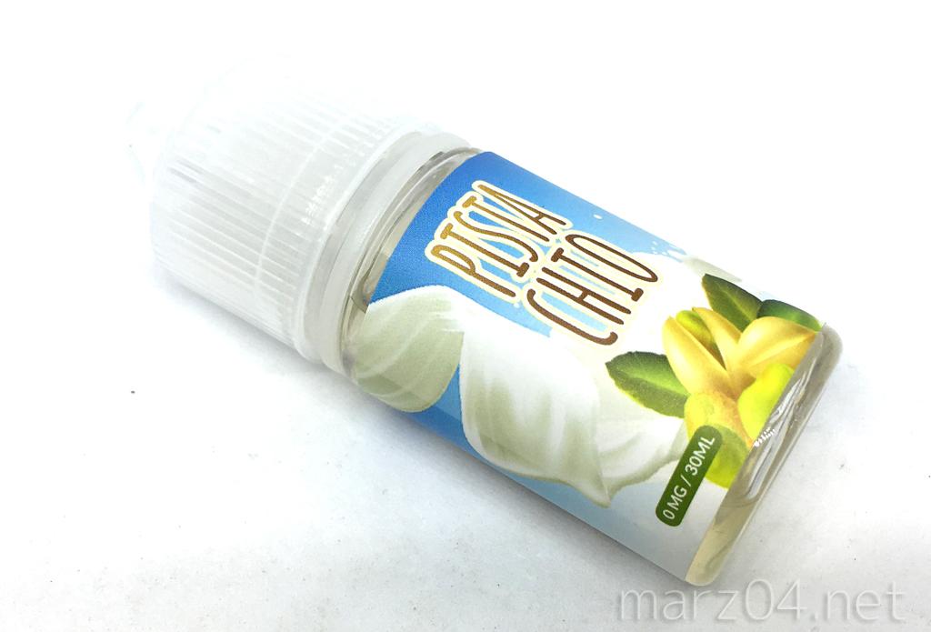 VAPE FUEL PISTACHIO リキッドレビュー|香ばしく奥深いナッツ系リキッド