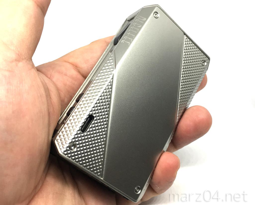 Ehpro Cold Steel 200 レビュー|質実剛健、無骨なデュアルバッテリーMod