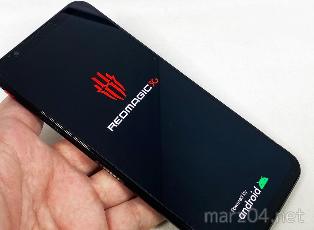 nubia RedMagic 5G レビュー|ゲームに特化した機能満載、スペックも現状最高クラスのゲーミングスマートフォン