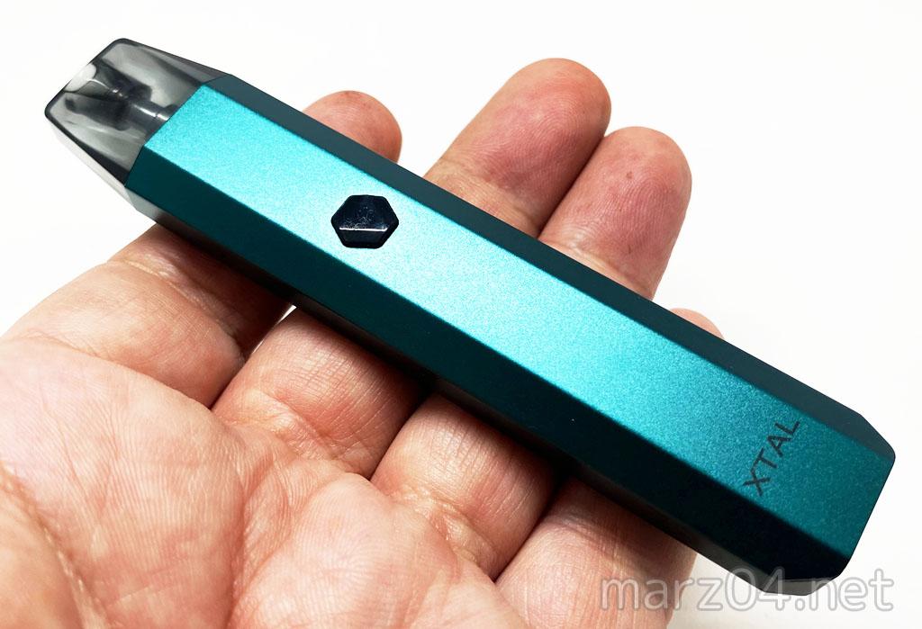 ZQ XTAL Pod System レビュー 某バーンキラー?MTLでしっかりと味わえるPodデバイス