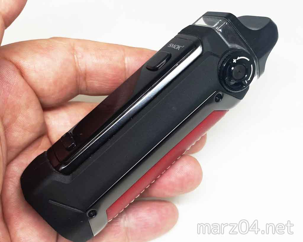 SMOK – IPX 80 Pod Mod Kit レビュー|防水防塵機能を備えたPod Mod